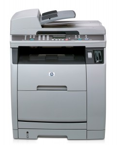 Imprimanta HP Color LaserJet 2820/2840 All in One Q3950A HP Color Laserjet 2840