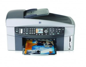 HP Officejet 7310 All in One  Imprimanta multifunctionala HP Officejet 7310 AiO HP Officejet 7310 All in One