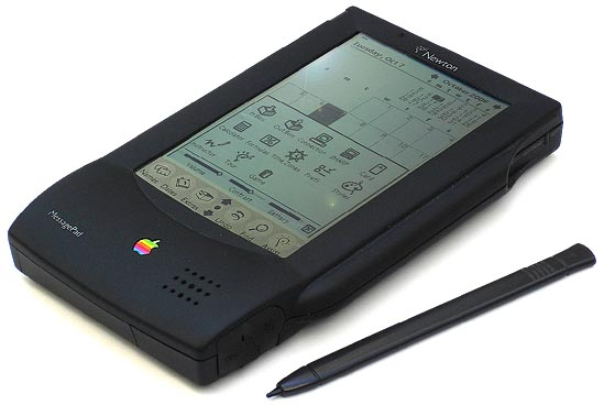 newton-pen  Telefonul din anii '90 care a inspirat iPhone newton pen