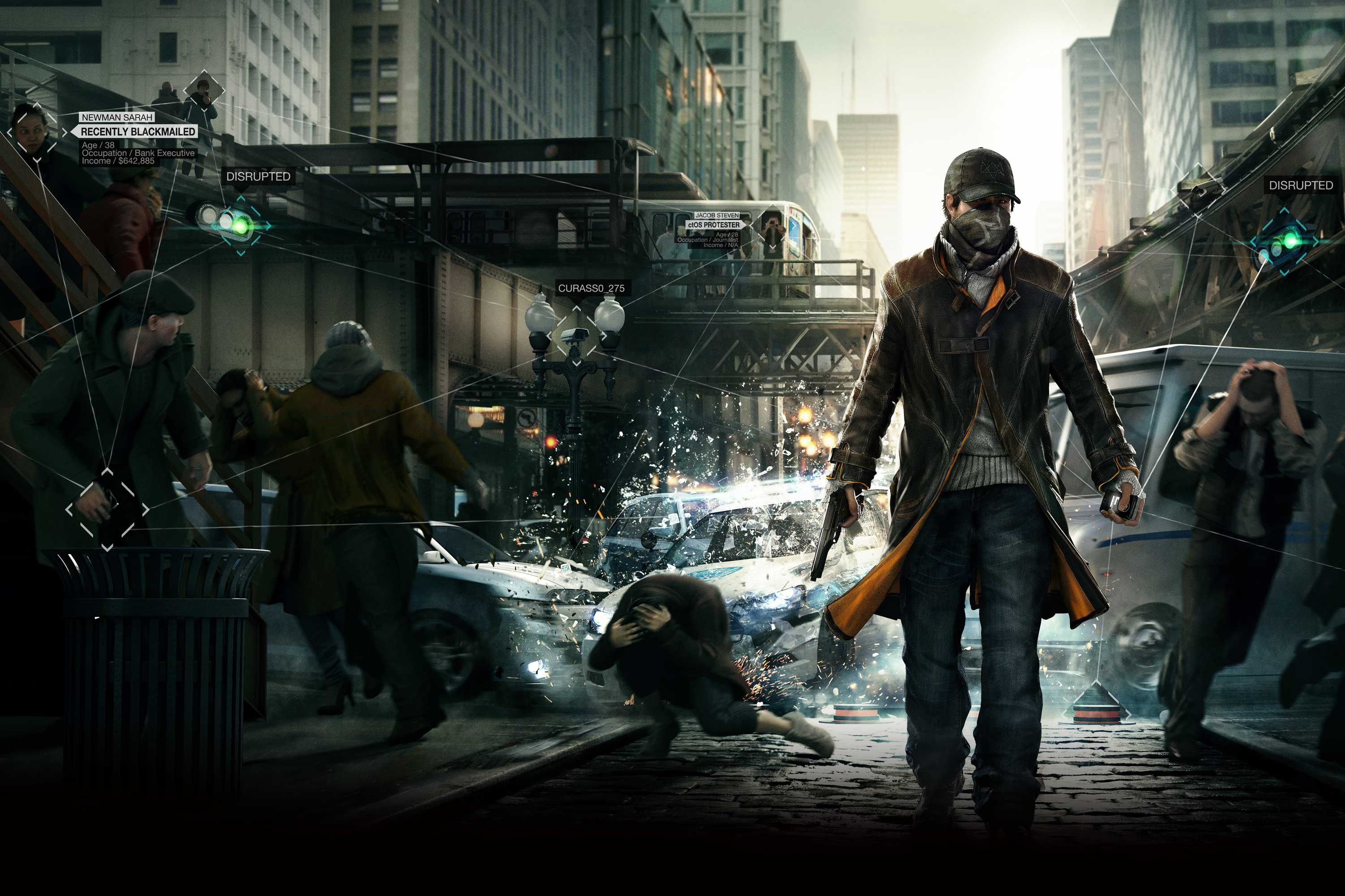 watch dogs  Trailere Jocuri - Watch Dogs watch dogs