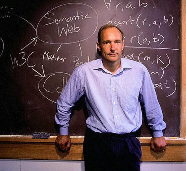 Sir-Tim-Berners-Lee  Previziunile sumbre ale inventatorului world wide web sau www Sir Tim Berners Lee