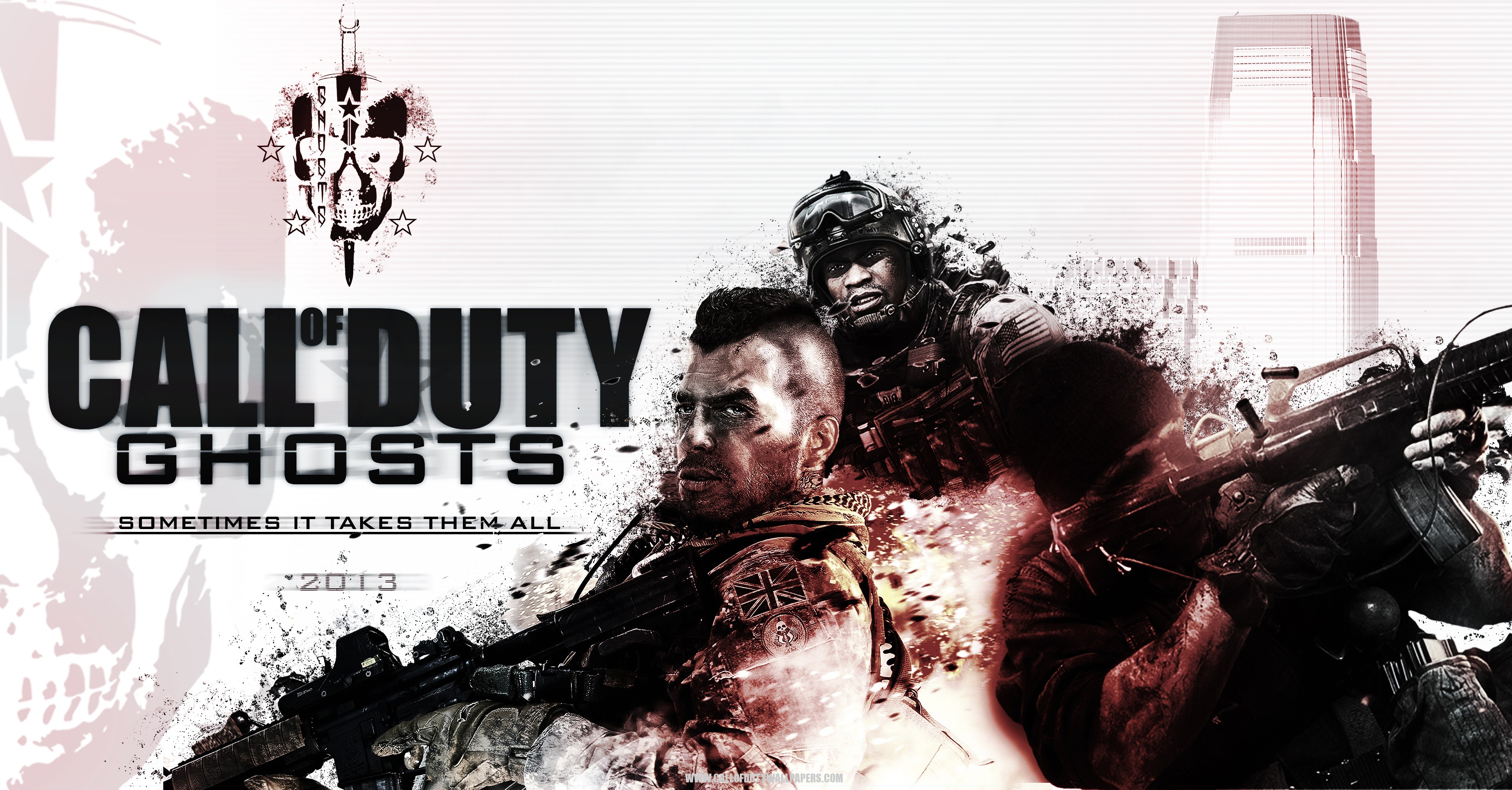call of duty ghosts  Un miliard de dolari într-o singură zi call of duty ghosts