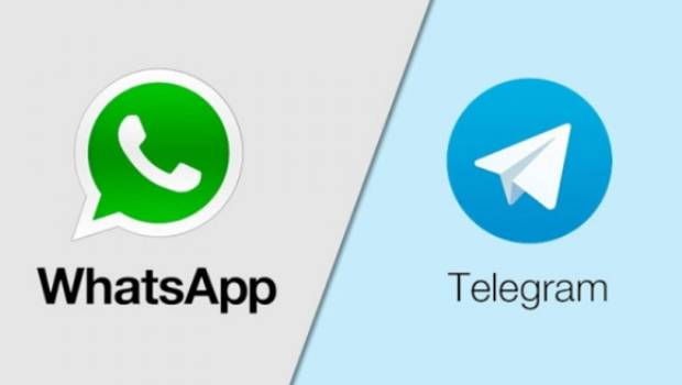 whatsapp telegram  Care este aplicația considerată de unii mai bună decât WhatsApp? whatsapp telegram