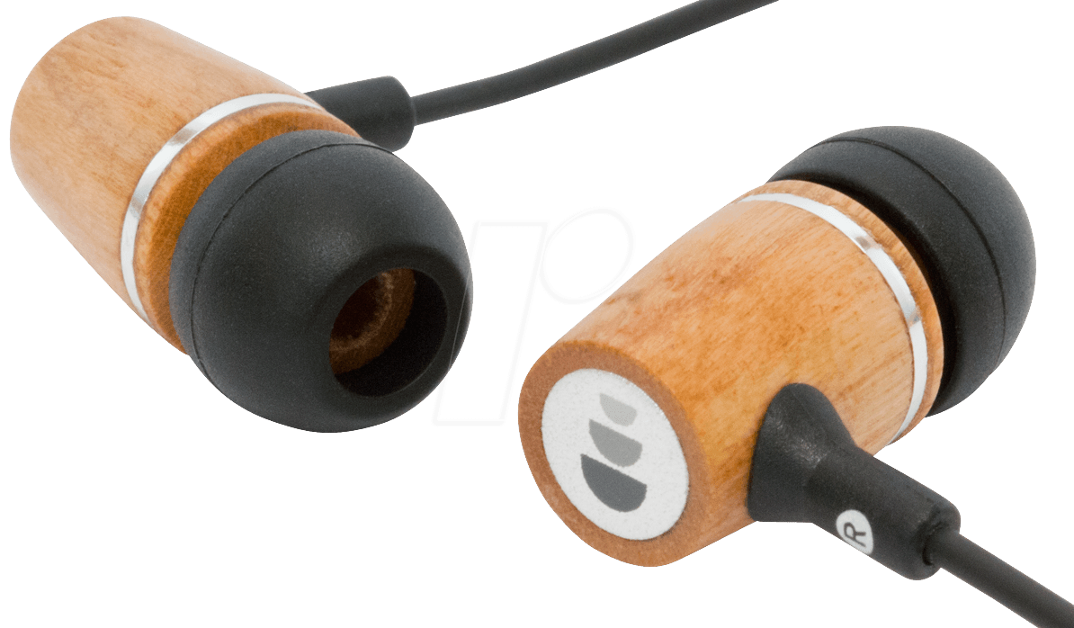 GRAPE_I110CH_01  Casti Grape I110 Bubinga In Ear Headphones GRAPE I110CH 01