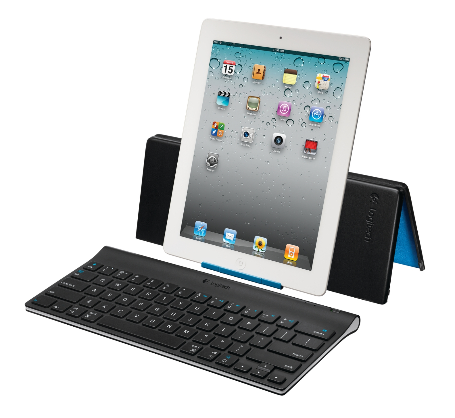 Logitech Tablet Keyboard For iPad  Tastatura Logitech pentru iPad Logitech Tablet Keyboard For iPad