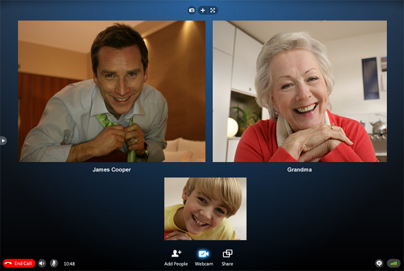 Video Chat Grup Skype  Video Chat – Urile în grup la Skype vor fi gratuite! Video Chat Grup Skype