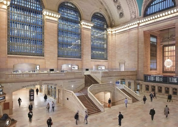 Apple New York Grand Central Terminal  Magazinele impresionante Apple – Dovadă de lux și profesionalism Poze Apple New York Grand Central Terminal