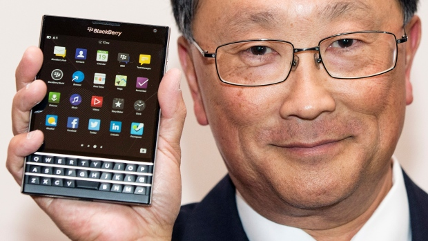 BlackBerry Passport 2  Blackberry Passport – Cel mai interesant smartphone al companiei va fi lansat în septembrie BlackBerry Passport 2