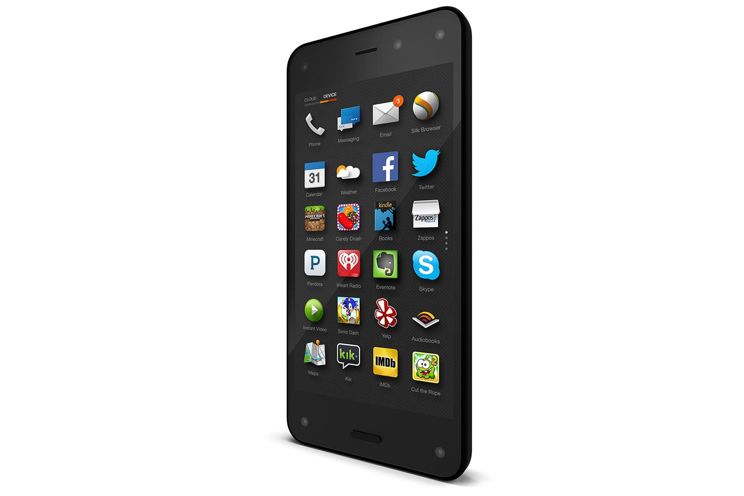 amazon fire phone 3  Amazon Fire Phone – Telefonul care impresionează la ora actuală amazon fire phone 3