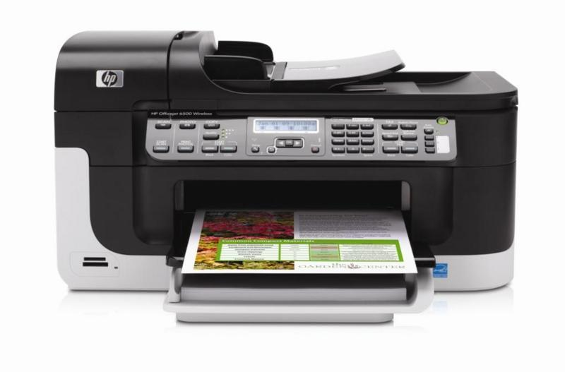 imprimanta multifunctionala cu jet HP OfficeJet 6500A imprimanta multifunctionala cu jet Imprimanta multifunctionala cu jet HP OfficeJet 6500A AiO CB815-64007 HP OfficeJet 6500A