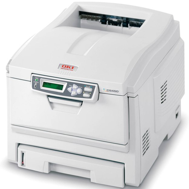 Imprimanta laser color OKI C5450 imprimanta laser color Imprimanta laser color second hand OKI C5450 N31162B OKI C5450
